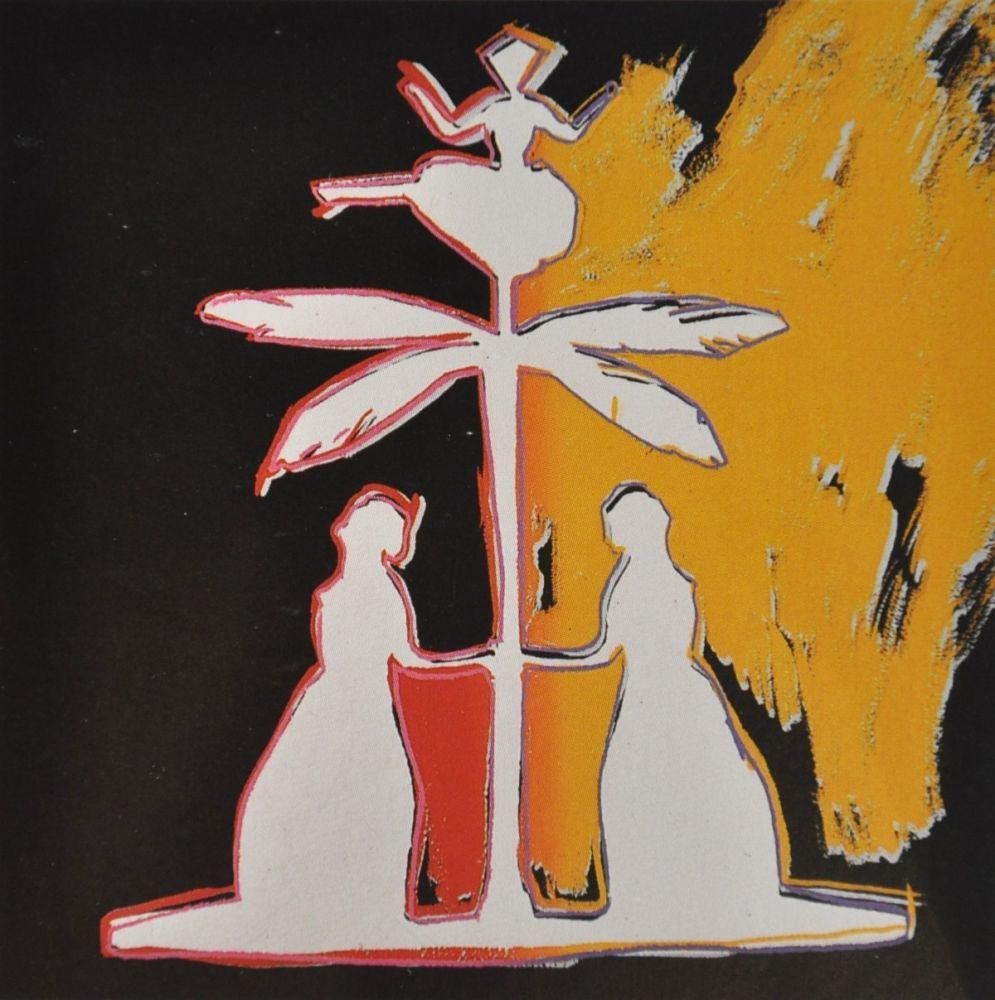 Sérigraphie Warhol - Hans Christian Andersen (FS II.399)