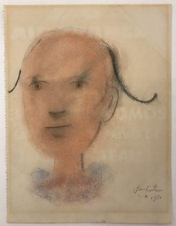 Aucune Technique Cocteau - Harlequin Portrait