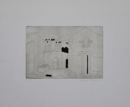 Gravure Breiter - Hausfassade