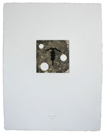 Eau-Forte Et Aquatinte Baroja-Collet - Hechizo