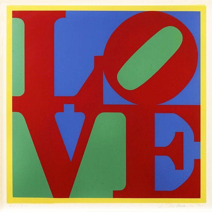 Sérigraphie Indiana - HELIOTHERAPY LOVE