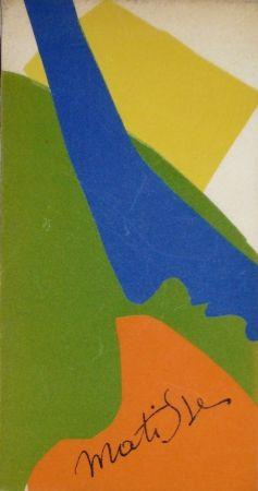 Livre Illustré Matisse - Henri Matisse, papier découpés