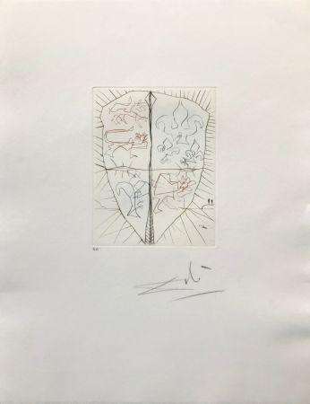Gravure Dali - HENRY V (B)