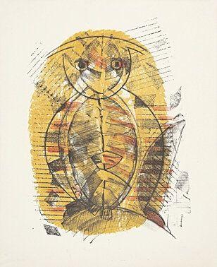 Lithographie Ernst -