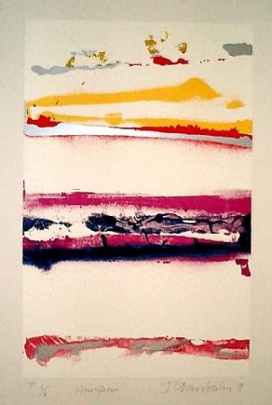 Lithographie Chamberlain - Hingham