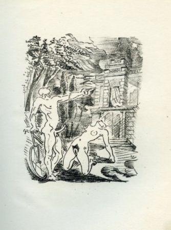 Livre Illustré Masson - Histoire de l'oeil, par Lord Auch