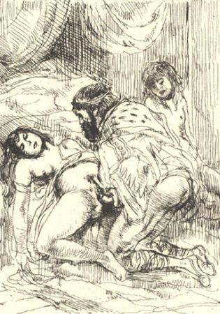 Livre Illustré Brouet - Histoire du roi Gonzalve et des douze princesses