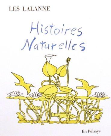 Livre Illustré Lalanne - Histoires naturelles,