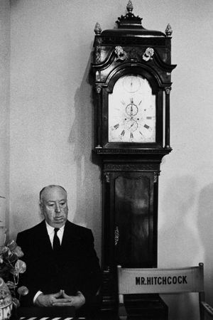 Photographie Willoughby - Hitchcock-clock