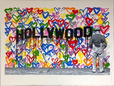 Sérigraphie Mr. Brainwash - Hollywood