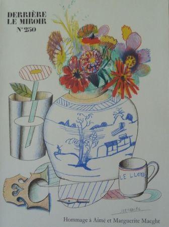 Livre Illustré Miró - Homage à Aimé et Marguerite Maeght