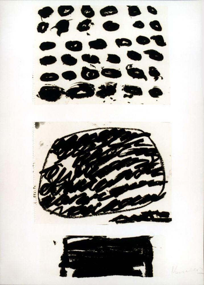 Multiple Kounellis - Homage to Federico Garcia Lorca