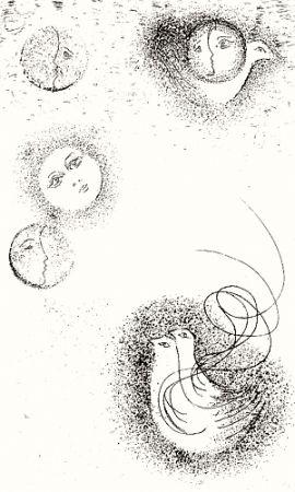 Livre Illustré Melotti - Homage to Sextus Propertius