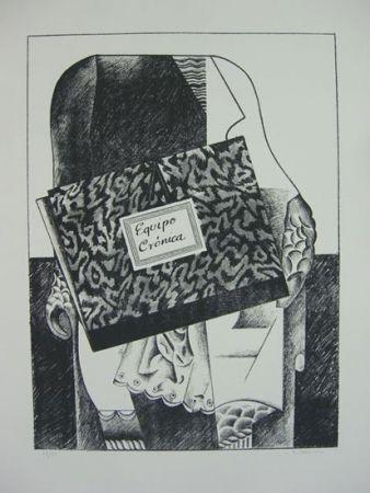 Lithographie Equipo Cronica - Homenaje A Picasso