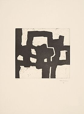 Eau-Forte Et Aquatinte Chillida - Homenaje a Picasso