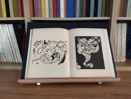 Livre Illustré Kandinsky - Hommage