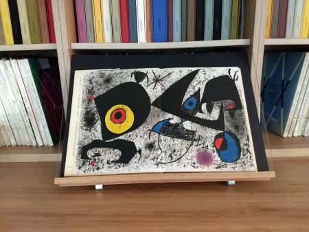 Livre Illustré Miró - Hommage