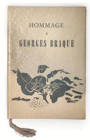 Lithographie Braque - Hommage à Georges Braque