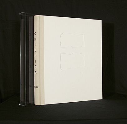 Livre Illustré Chillida - Hommage à Johann Sebastian Bach