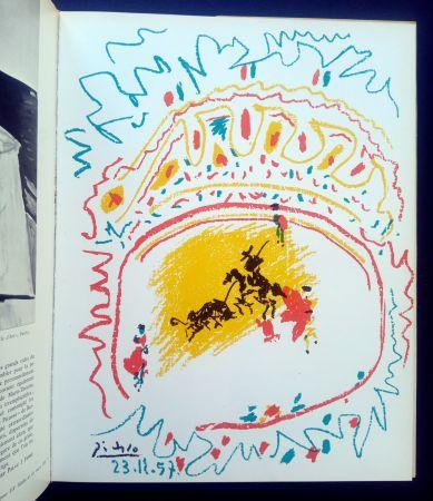 Livre Illustré Picasso - Hommage à Picasso - XXe Siècle - La Petite corrida