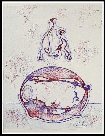 Lithographie Ernst - HOMMAGE A MAX ERNST