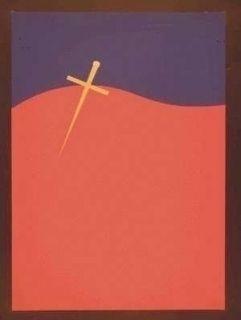 Sérigraphie Soto - Hommage to Federico Garcia Lorca