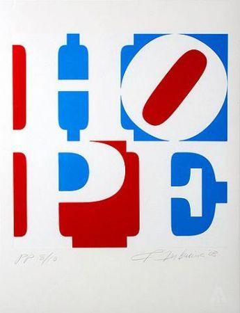 Sérigraphie Indiana - Hope