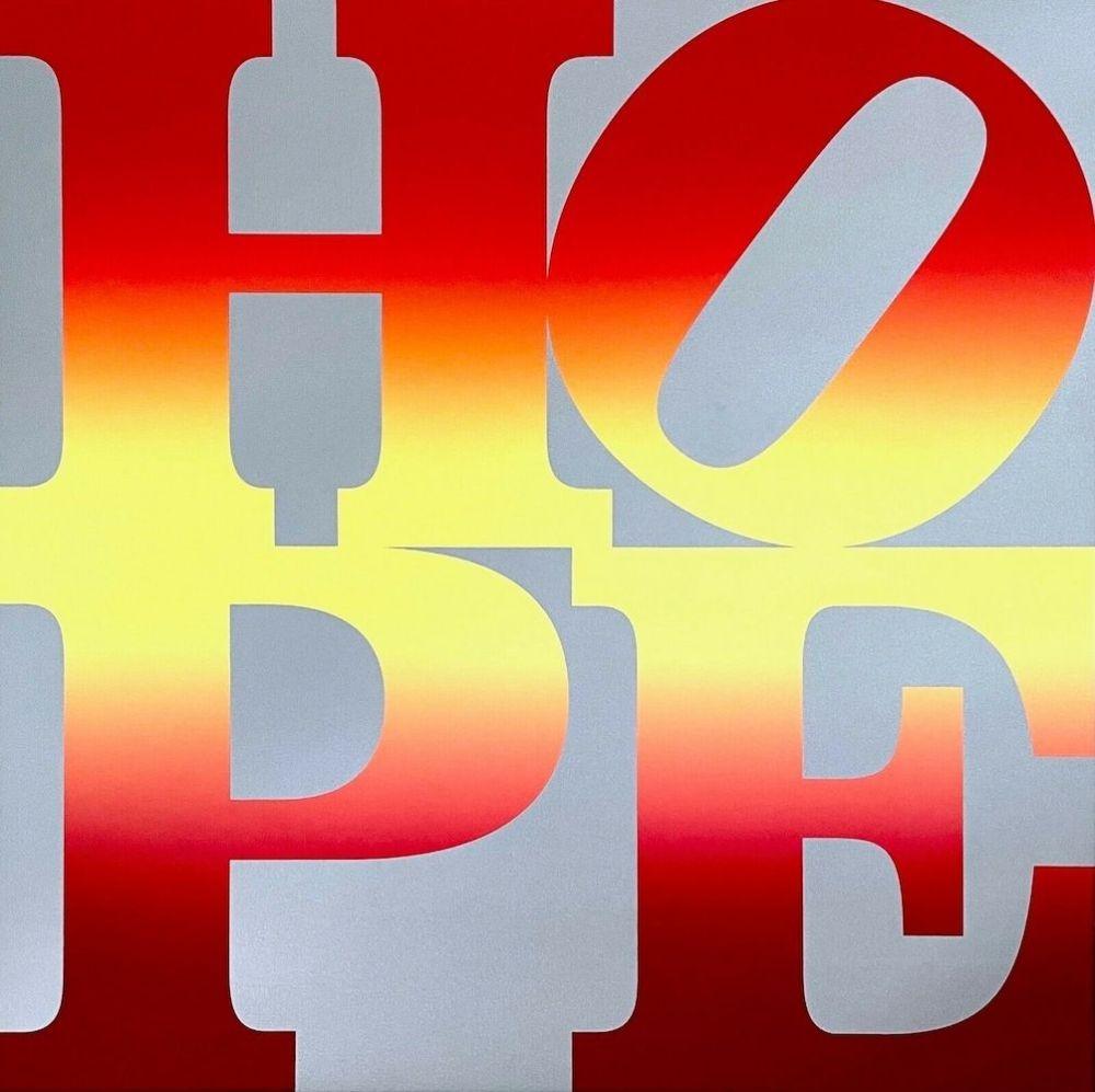 Sérigraphie Indiana - Hope/Autumn