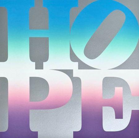 Sérigraphie Indiana - Hope/Spring