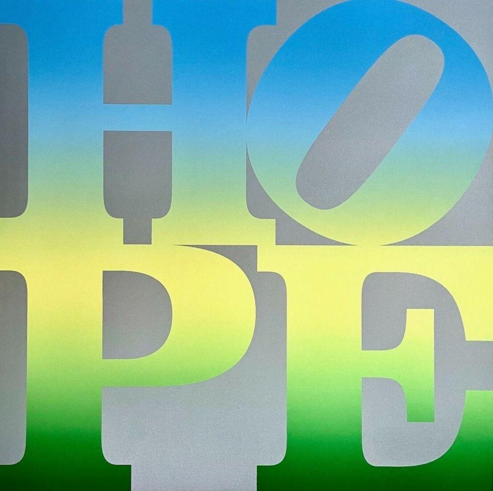 Sérigraphie Indiana - Hope/Summer