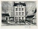 Pointe-Sèche Buffet - Hotel de la Poste