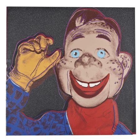 Sérigraphie Warhol - Howdy Doody (FS II.263)