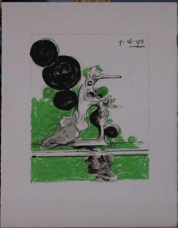 Lithographie Sutherland - Hybrid