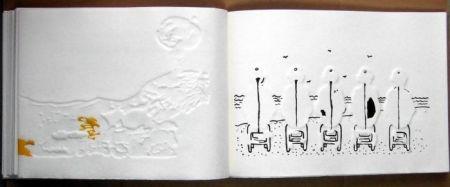 Livre Illustré Isgro - I cinque Isgrò