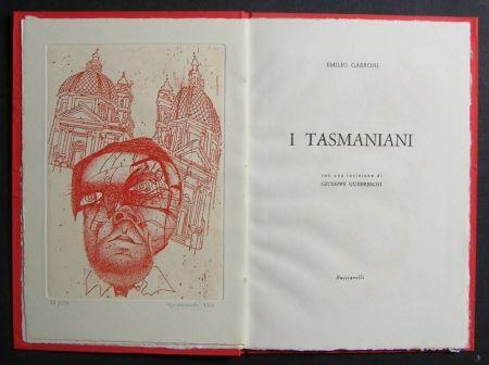 Livre Illustré Guerreschi - I Tasmaniani