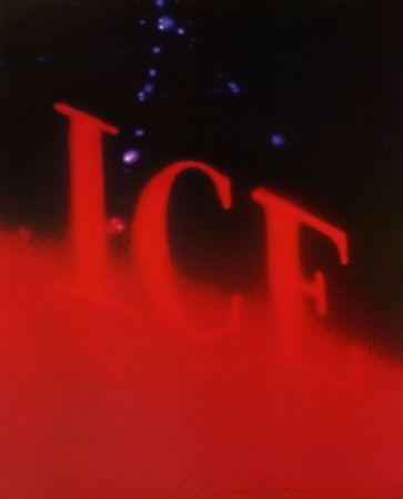 Offset Ruscha - Ice