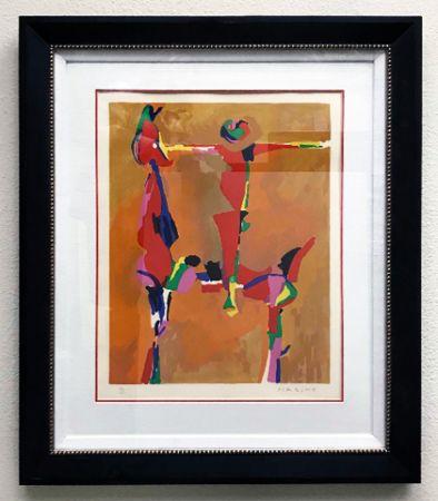 Lithographie Marini - Idea del Cavaliere