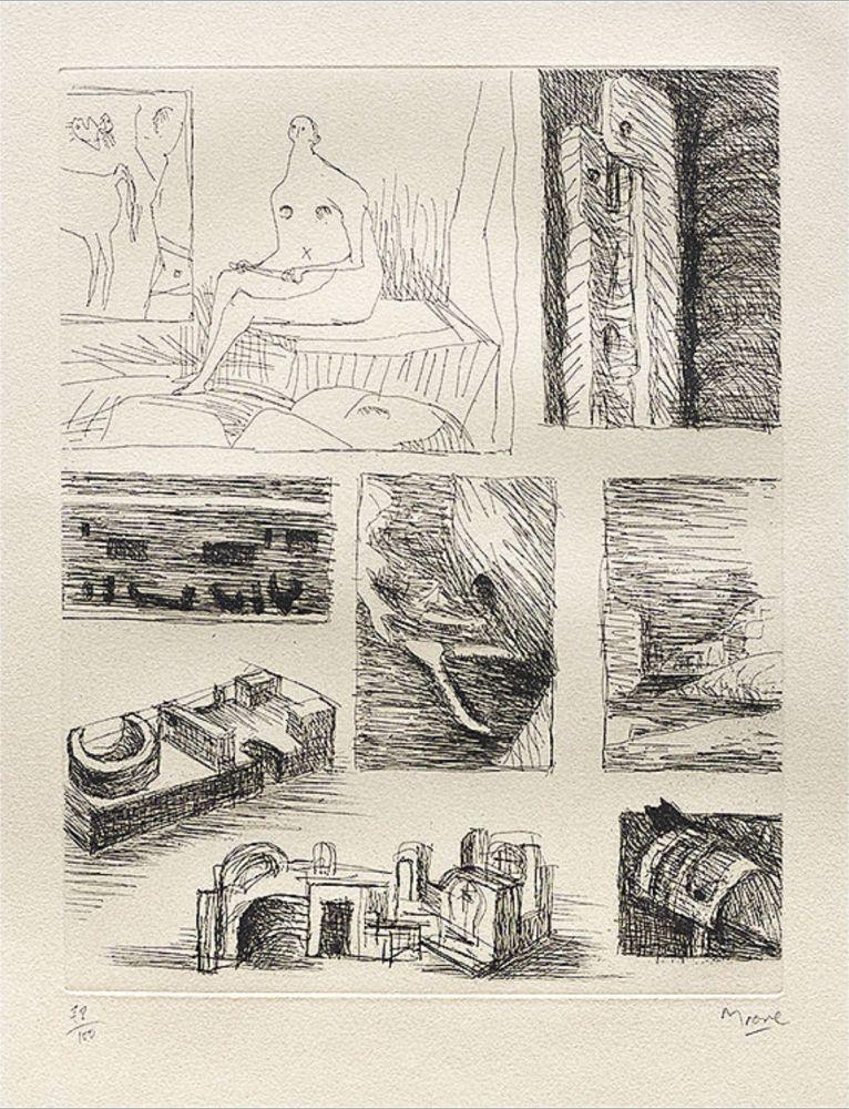 Gravure Moore - Ideas for Sculpture