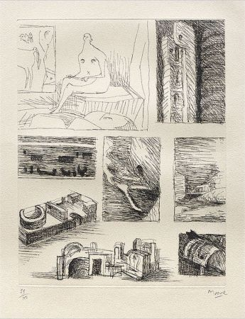Gravure Moore - Ideas for Sculpture