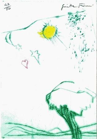 Livre Illustré Fioroni - Il canto della terra