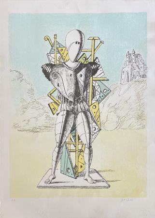 Lithographie De Chirico - IL TROVATORE