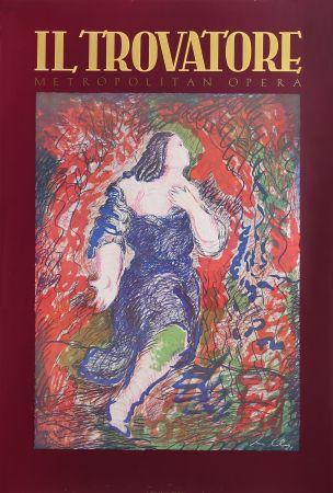 Affiche Chia - Il Trovatore (Metropolitan Opera)