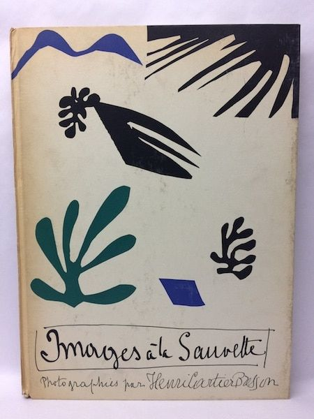 Livre Illustré Matisse - IMAGES À LA SAUVETTE