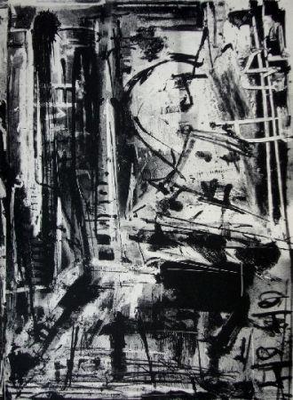 Lithographie Vedova - Immanente 1