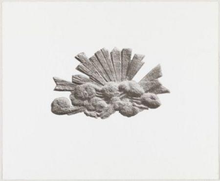 Lithographie Zaccagnini - Imposible pero necesario: petrificación