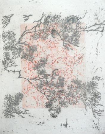 Gravure Guacolda - Impression Soleil Levant