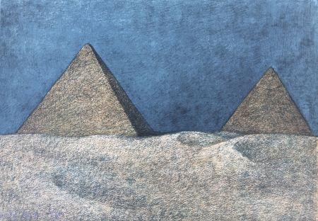 Lithographie Zuniga - Impressions of Egipto (Egypt) plate 2