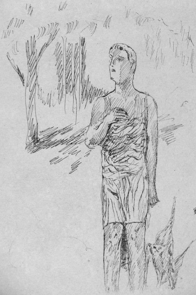 Lithographie Bonnard - In attesa di Santa Monica