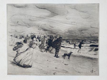 Pointe-Sèche Simon - In the wind by the sea