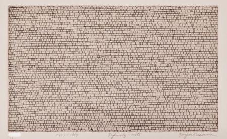 Gravure Kusama - Infinity Nets